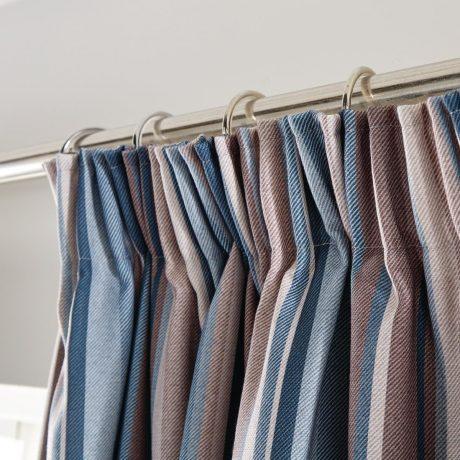 Fiorella Curtain Indigo