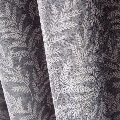Fiorella Curtain Graphite