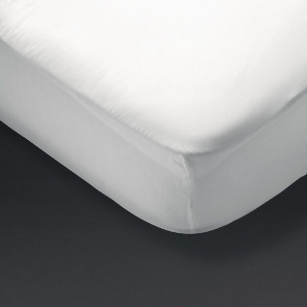 Essential Spectrum FItted Sheets White