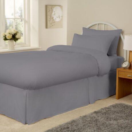 Spectrum Bed Linen Grey