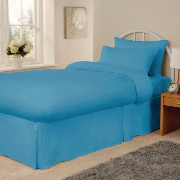 Spectrum Bed Linen Turquoise