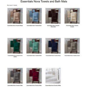Nova Towel Range