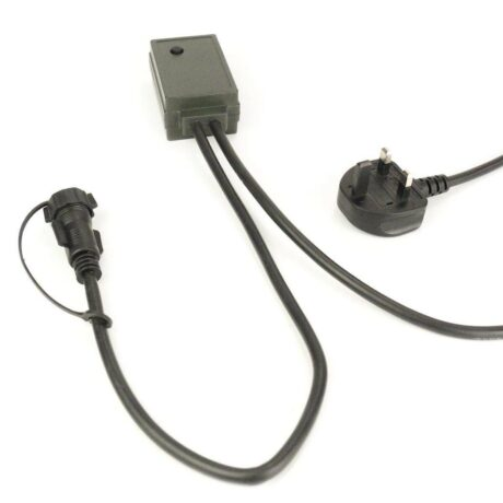 2m Black Starter Cable with LED Dimmer