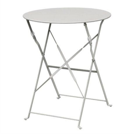 Bolero Grey Pavement Style Table