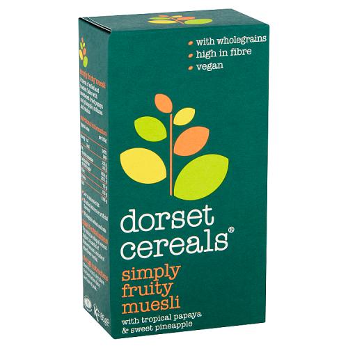 Simply Fruity Dorset Cereals