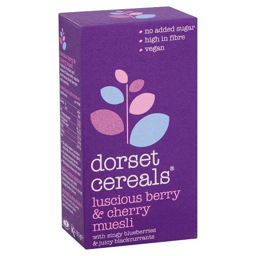 Berry and Cherry Dorset Cereals