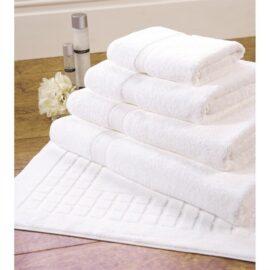 Luxury Savanna Guest Towels and Bath Mats