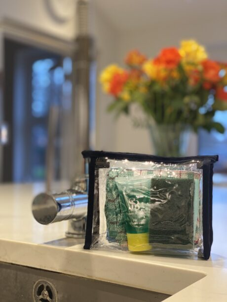 self catering cleaning packs
